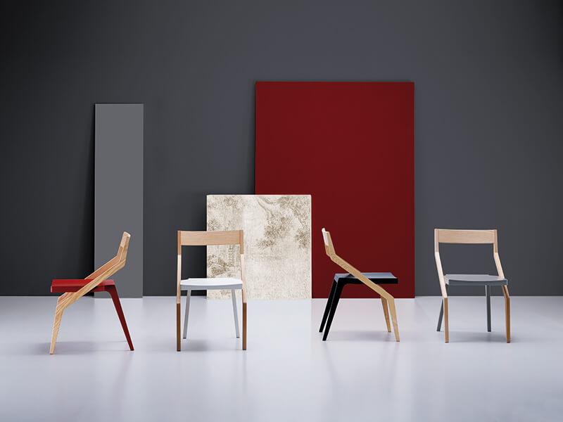 Tavoli moderni e sedie moderne di design by natisa for Sedie moderne design