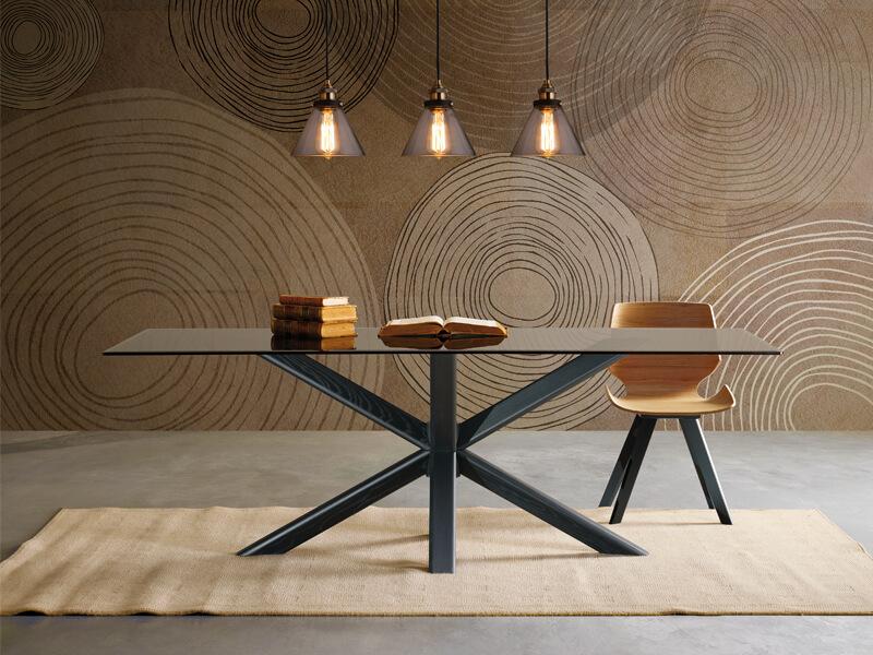 Tavoli moderni e sedie moderne di design by natisa for Complementi arredo design
