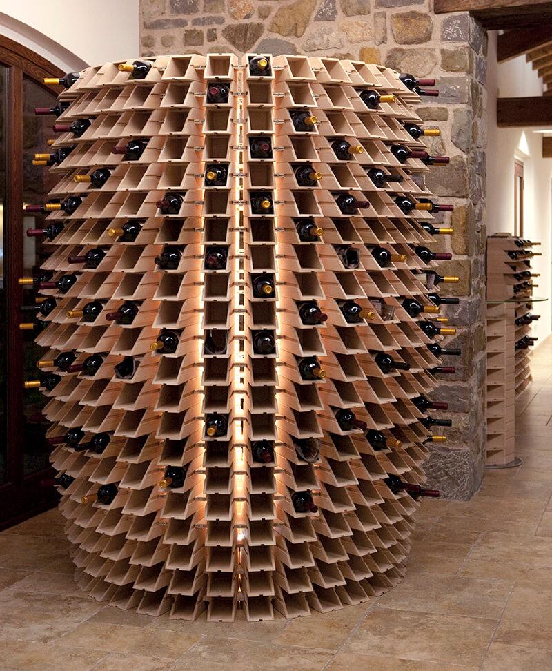 Cantinette in legno