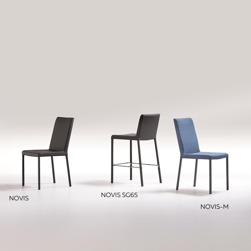 sedia design cucina modello novis