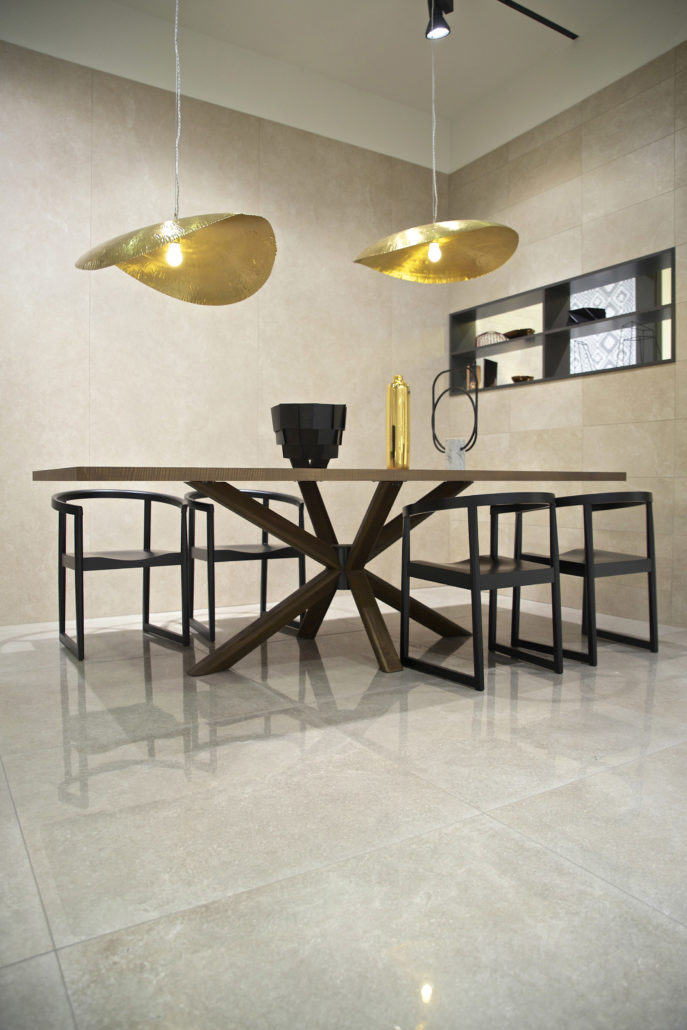 Ray Table At Cersaie 2017 A Great Success Natisa Design