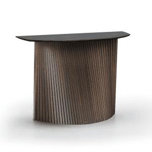 tavolo consolle moderno flow natisa