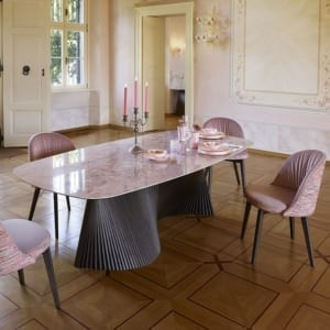 tavolo moderno di design Orbit