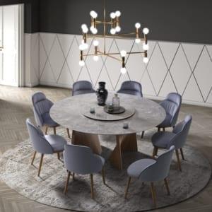 tavolo moderno di design Shell