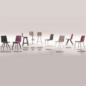 sedia design cucina modello firenze, brand natisa