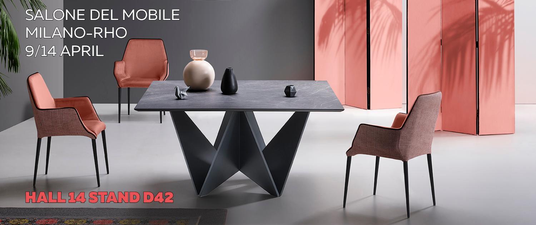 Vendita Tavoli E Sedie Milano.Tavoli Moderni E Sedie Moderne Di Design By Natisa