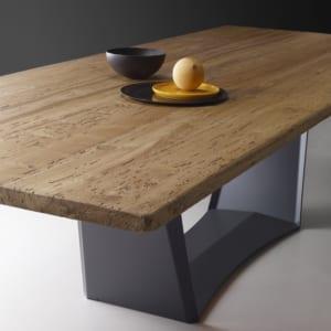 tavolo moderno di design Antiqua dettaglio