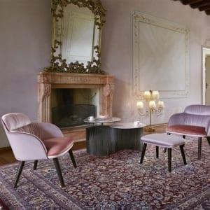 sedie di design Cloud lounge